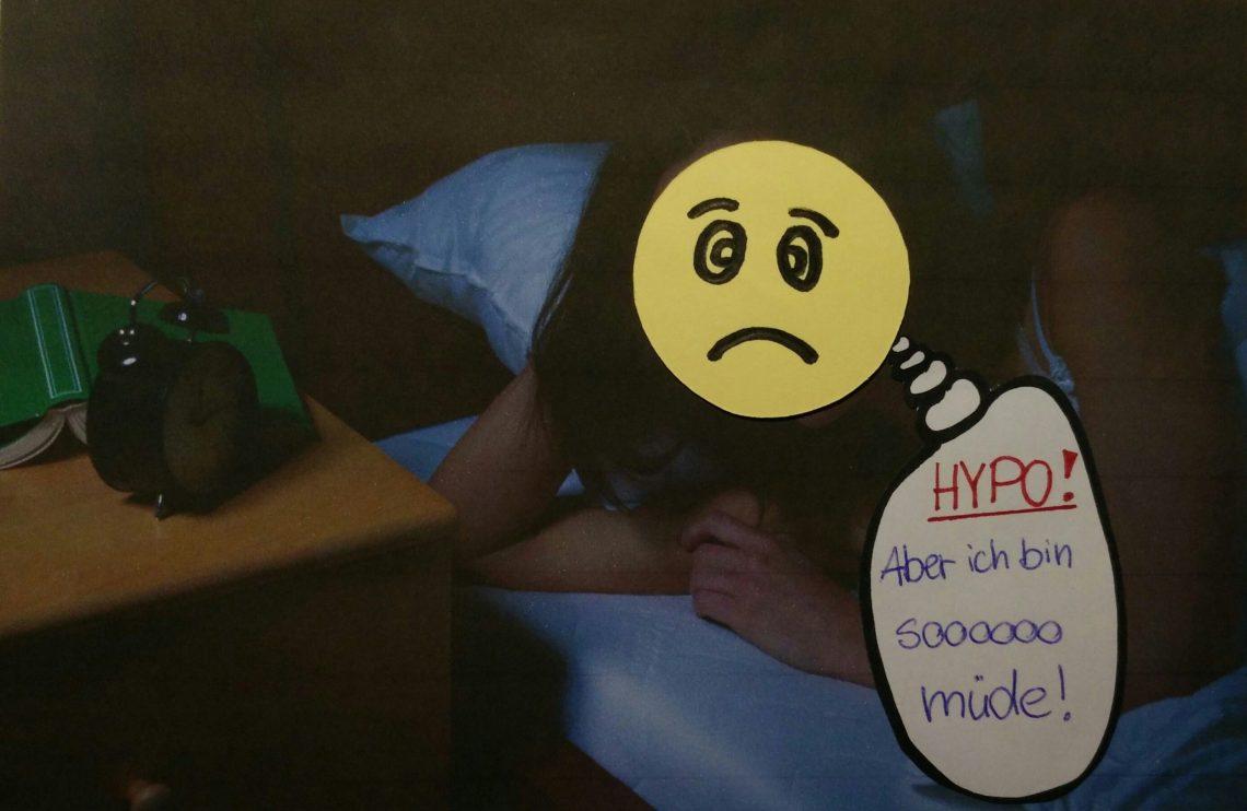 Schlafen Hypo