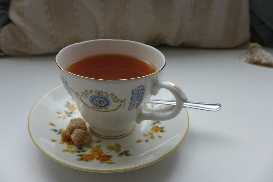 1. Tea Time