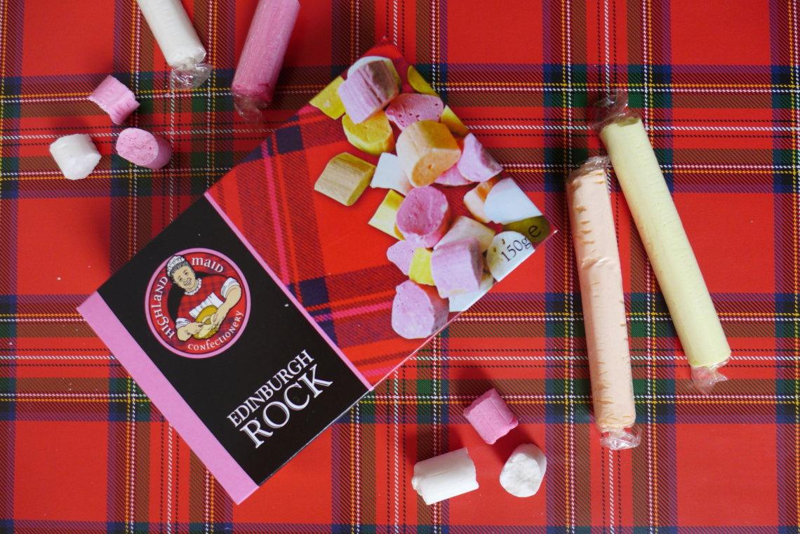 3. Edinburgh Rock