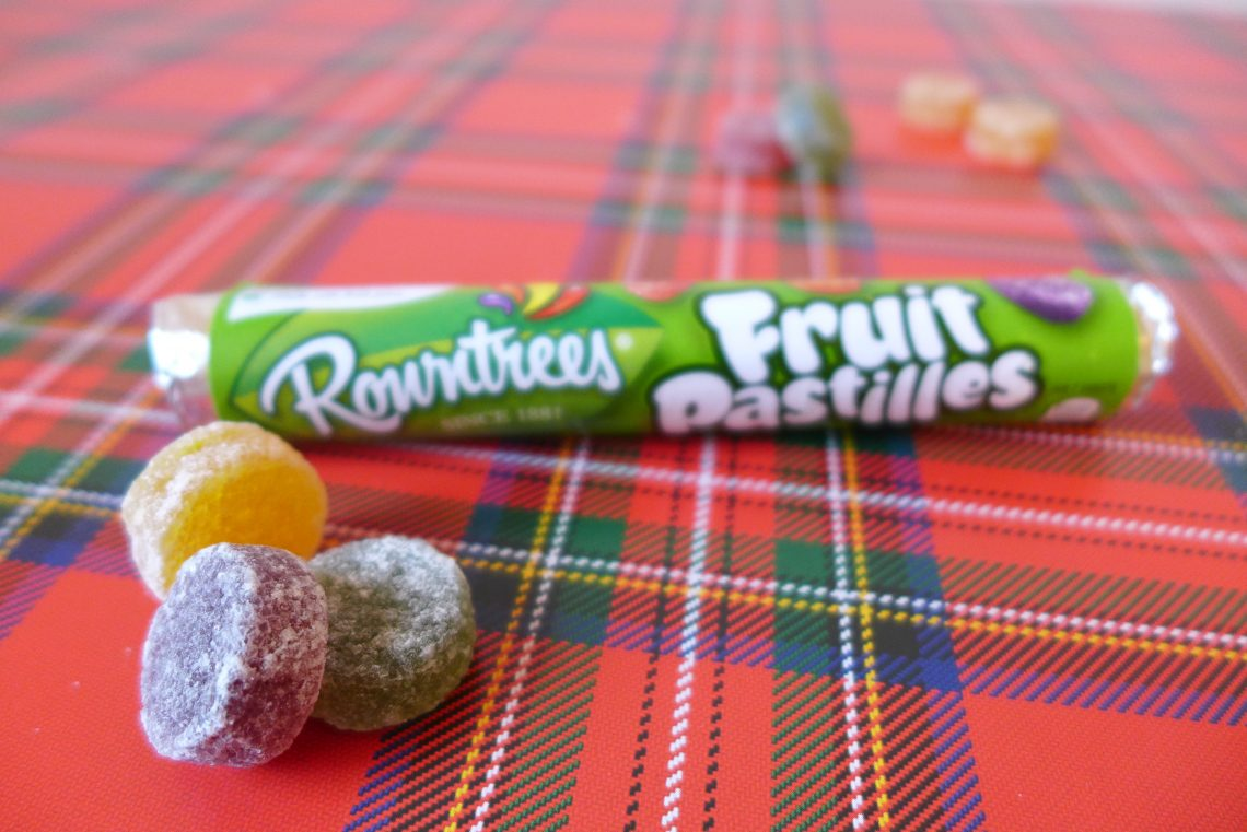 5. Fruit Pastilles