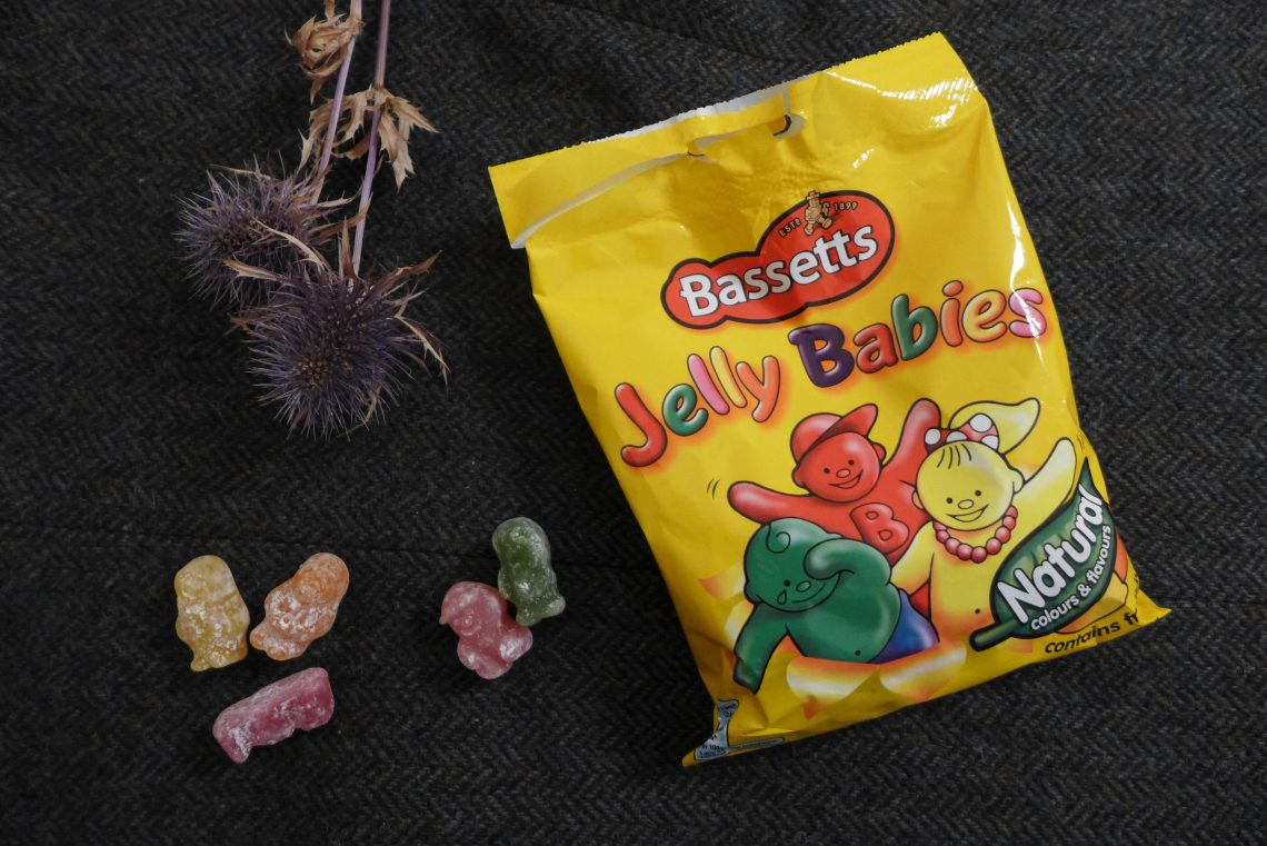 7. Jelly Babies