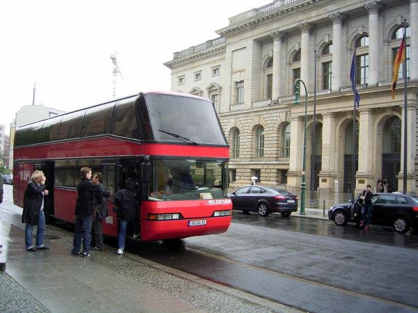 2008 Klassenfahrt Berlin: