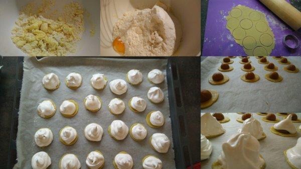 Schneehäubchen Zubereitung, Bild 2