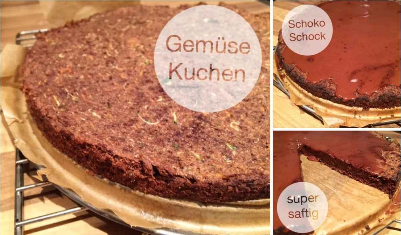 Zucchini Kokos Kuchen Glutenfrei Low Carb Blood Sugar Lounge