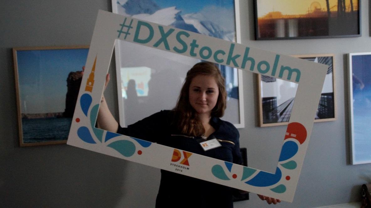 Annika DX Stockholm