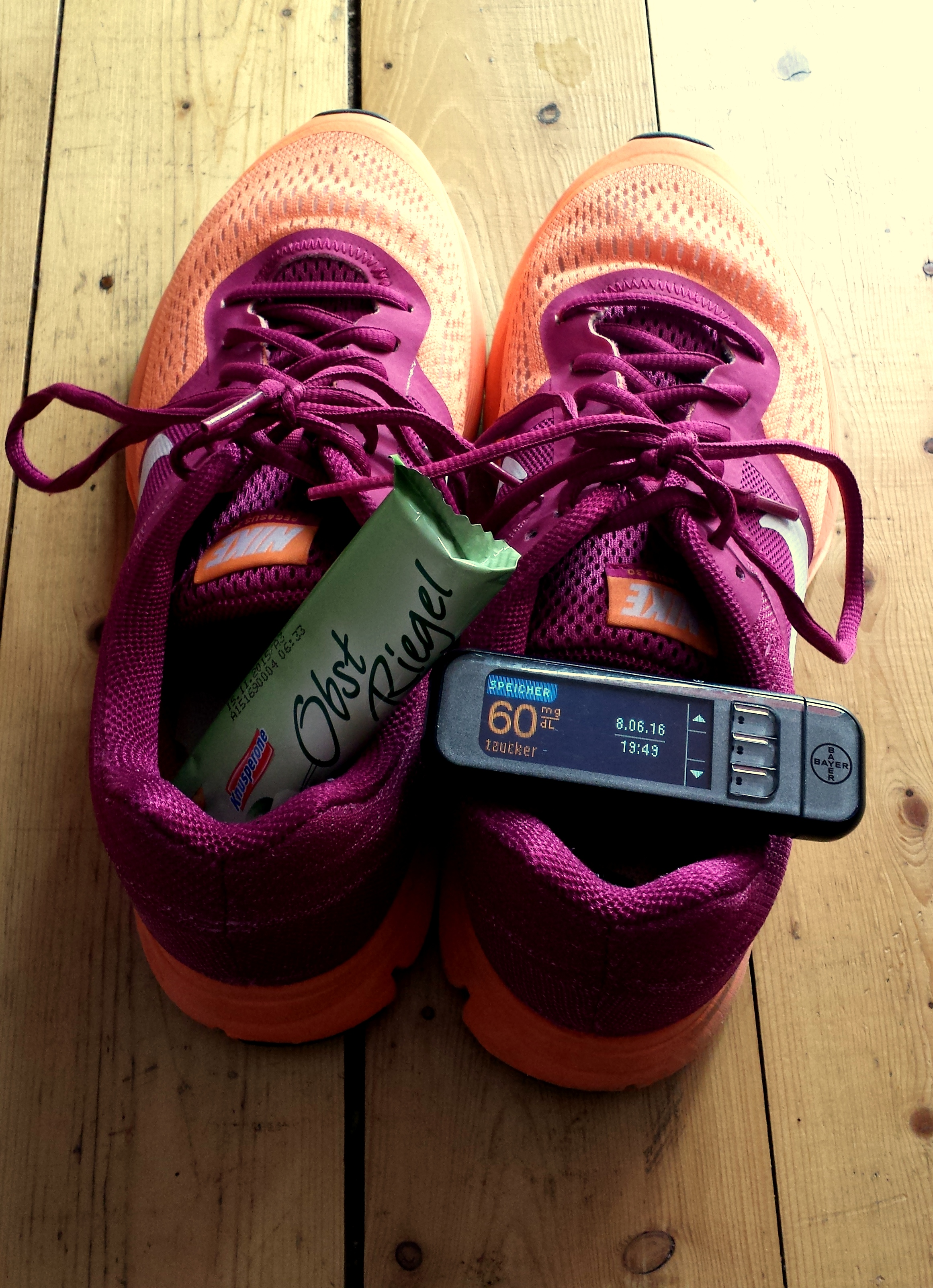 Leben ohne Diabetes Sport