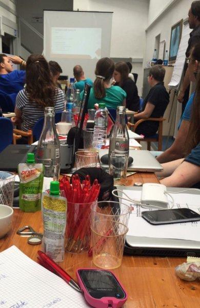 Treffen BSL im Verlag