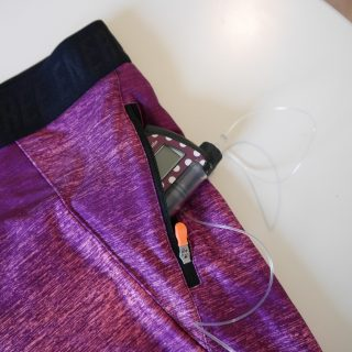 -> Juchuu, eine Tasche für die Insulinpumpe!