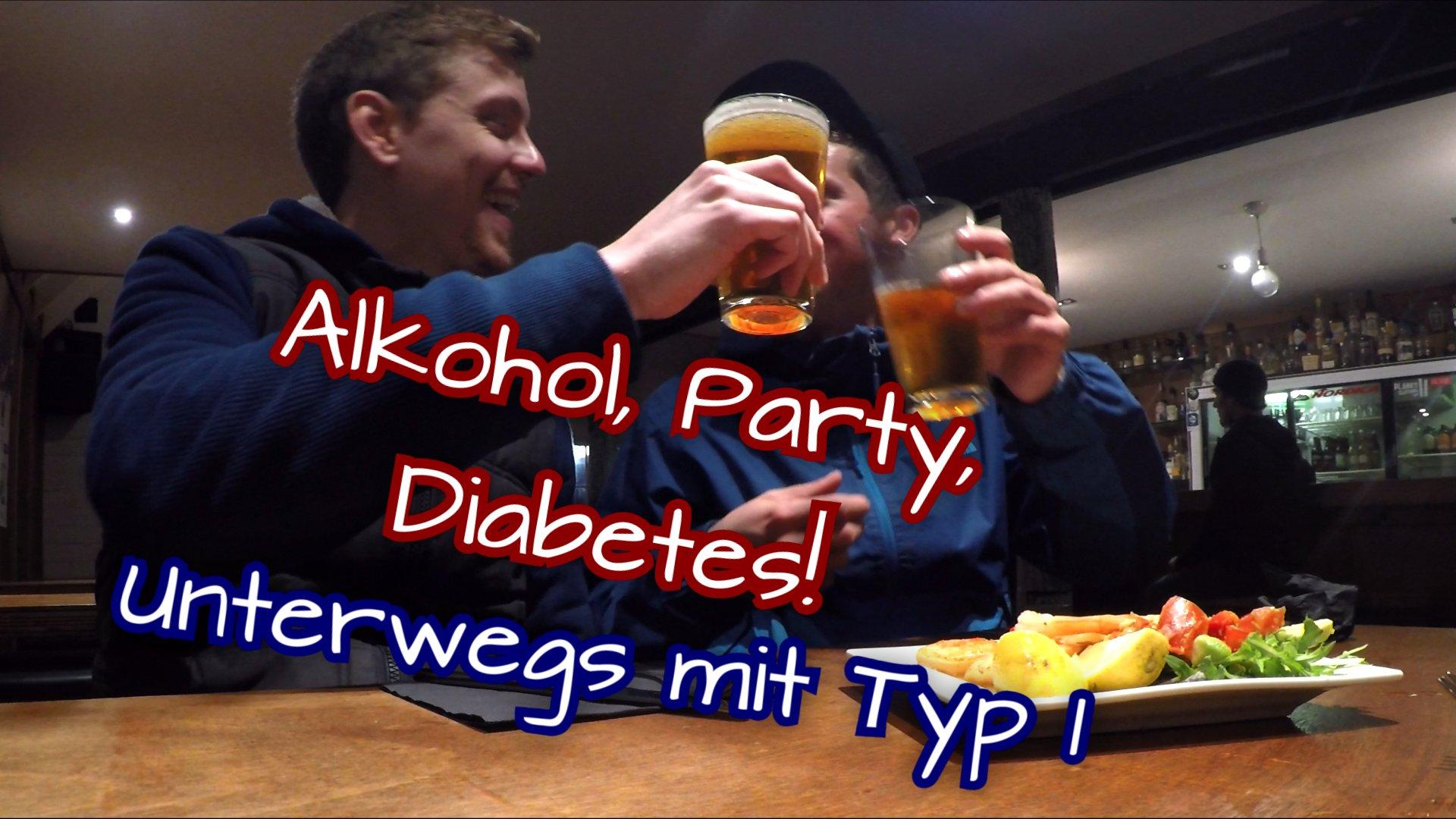 Diabetes Typ 1 Alkohol