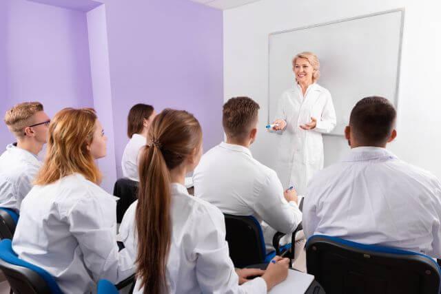 Medizinstudenten