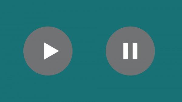 Play/Pause - Knöpfe
