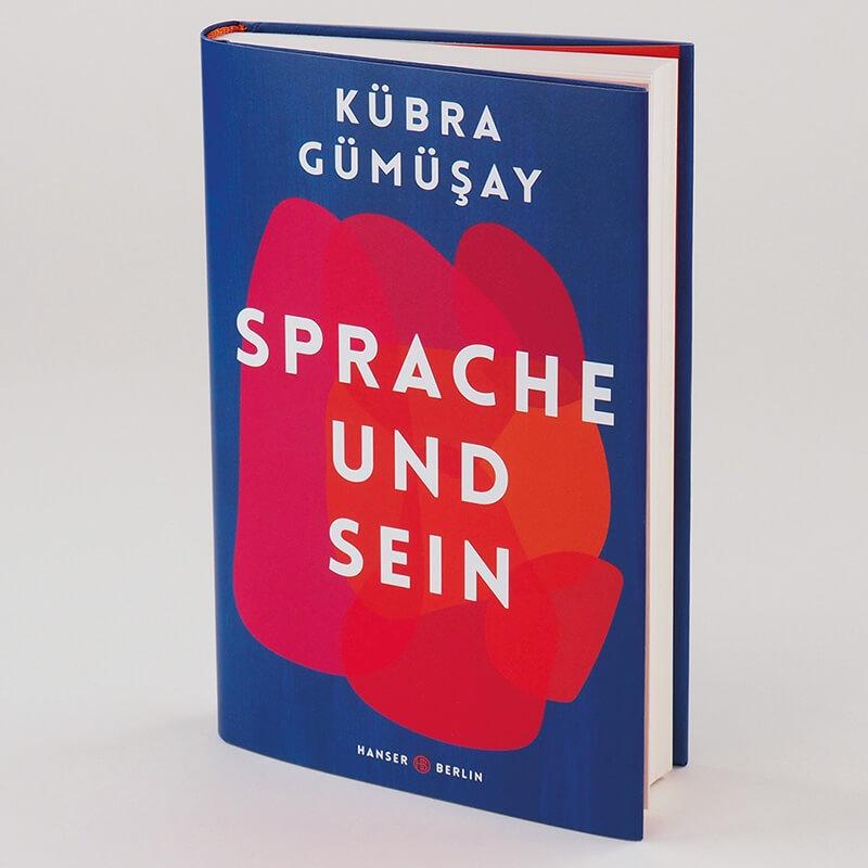 """Das Buch """"Sprache und sein"""" als Inspiration für Antje"""