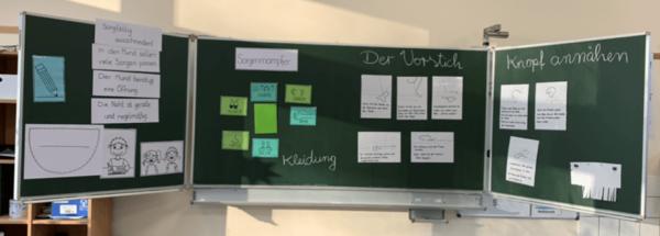 Unterrichts-Tafel