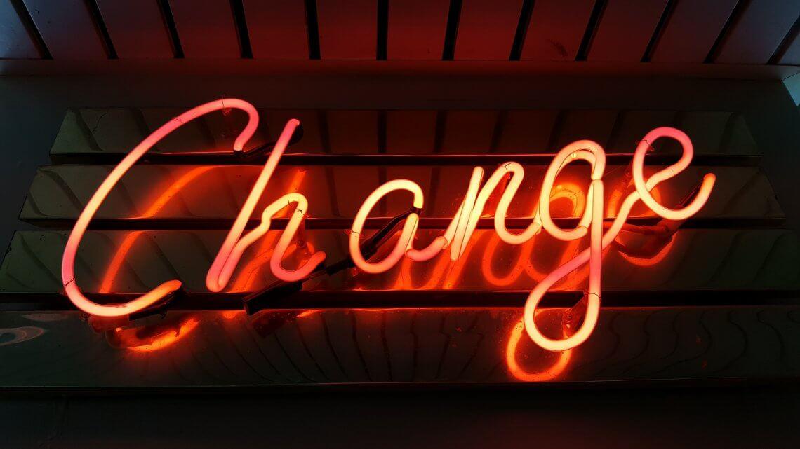 """Schriftzug """"Change"""": Die Blood Sugar Lounge 4.0 steht an"""