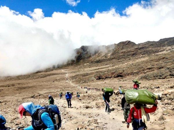 Mit Diabetes auf den Kilimandscharo - und wieder herunter