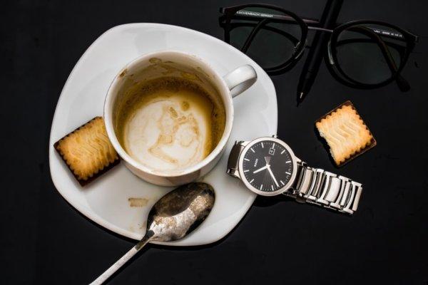 Zeit für Kaffee hängt mit der Insulinwirkung zusammen